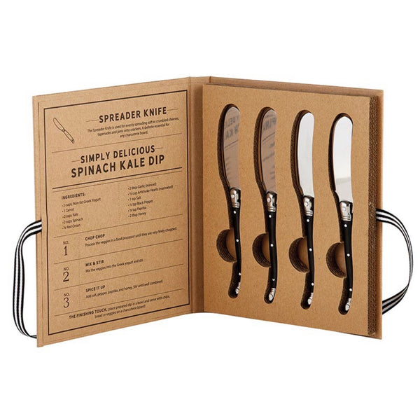 Boxed Charcuterie Spreaders