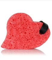 You Have My Heart On A String Heart Shaped Sponge
