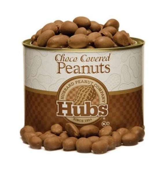 Hubs Chocolate Covered Peanuts