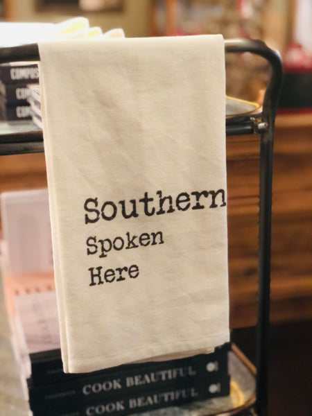 Southern Tea Towel Collection (Three To Choose From)