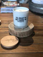 Marietta Coordinates Soy Candle