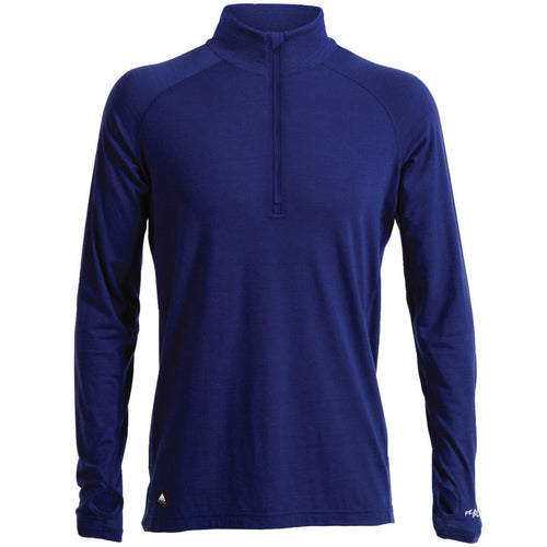 Kailash 1/4 Zip LS - Peak to Plateau - Yak Wool Outdoor Clothing