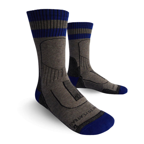 Ladakh Crew Sock - Peak to Plateau - Yak Wool Outdoor Clothing