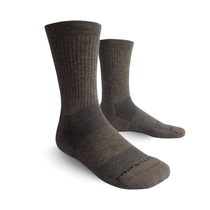 Trail Crew Light Sock - Peak to Plateau - Yak Wool Outdoor Clothing