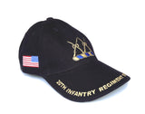 20th Infantry Rgmt Cap Full Color
