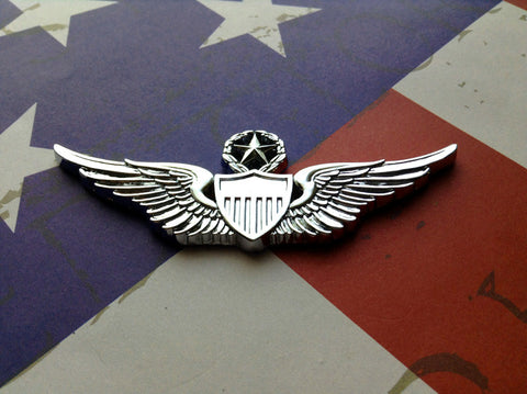 US Army Master Aviator Badge