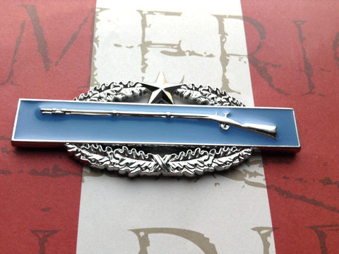 Combat Infantryman Badge 2nd Award