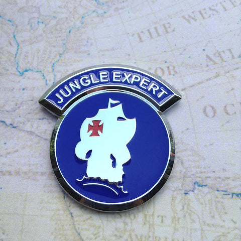 Jungle Expert Badge