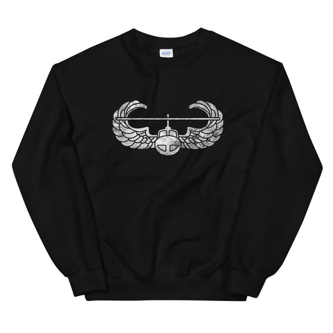 Air Assault Distressed Sweatshirt