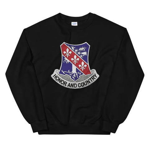 327th Infantry Distressed Sweatshirt