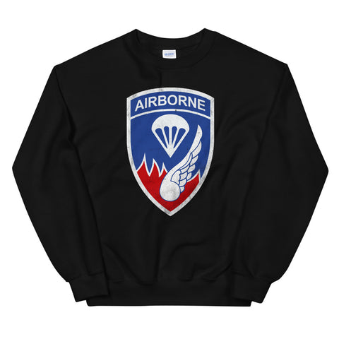187th Infantry Distressed Sweatshirt