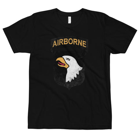 101st Airborne Distressed T-Shirt