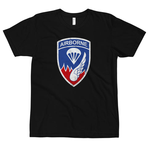 187th Infantry Distressed T-Shirt