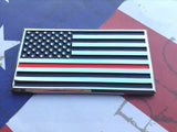 US Flag Thin Red Line