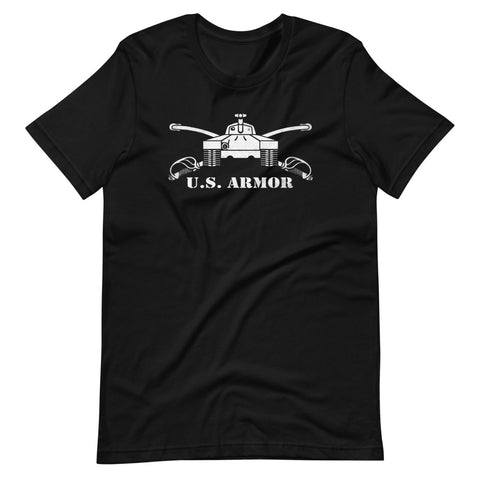 US Armor Distressed T-Shirt