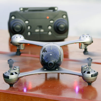 SMRC M6 4K Drone with Dual Gimbal Camera