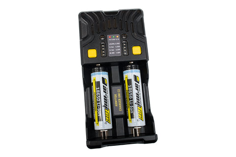 Armytek Universal Charger Uni C2 Intelligent Smart Charger