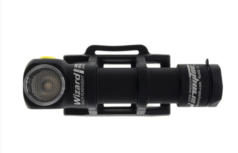Armytek Wizard Pro Magnetic USB XHP50 (White). Silver. 2300lm