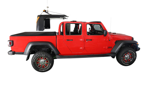 J-BARR: Jeep Gladiator Hardtop Removal Hoist and Storage System