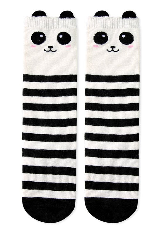Panda Socks  (Kid)