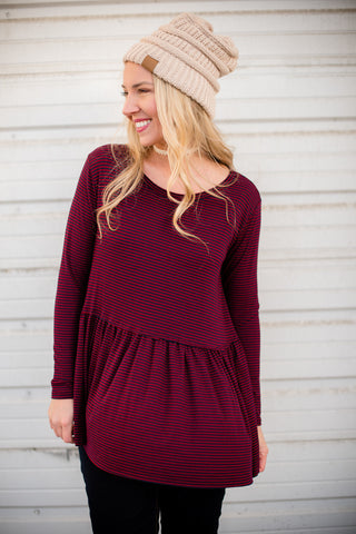 Off the Grid Peplum
