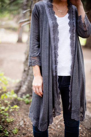 Daydreamer Tunic - Taupe