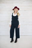 Pin Stripe Jumpsuit