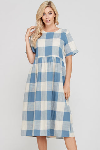 Olive Juice Button-up Maxi