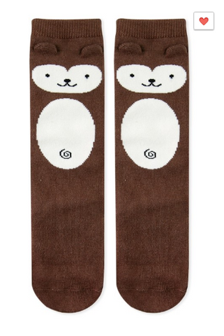 Fox Sox - Brown  (Kid)