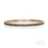 Dusk Eternity Ring, Rose Gold