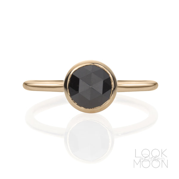 Rosalind: Black Diamond, Rose Gold