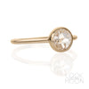Rosalind: Rose Cut Diamond, Rose Gold