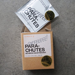 Coffee drip bags single origin 5 pack