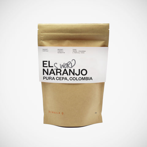 Single Origin El Naranjo Pura Cepa Colombian Coffee