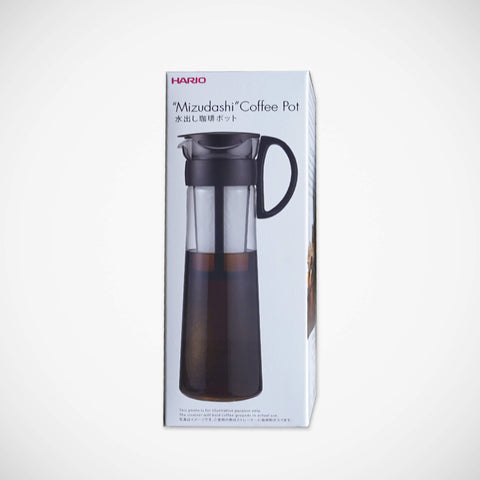 Hario Mizudashi Coffee Pot for Cold brew coffee making at home