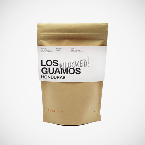 Honduras Single origin Coffee beans from Los Guamos by Single O Sydney