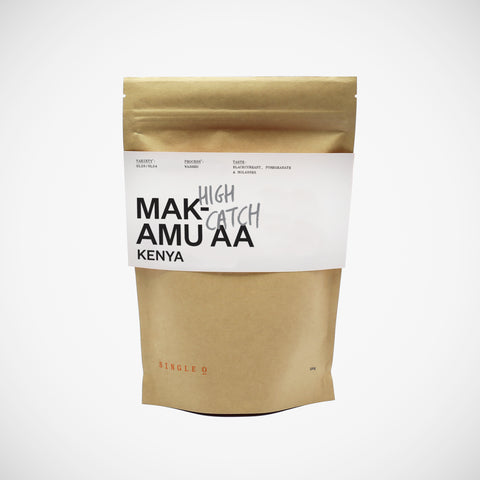 Kenyan AA Single Origin Specialty Coffee