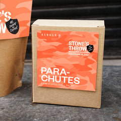 Stones Throw Coffee Drip Bag Parachutes