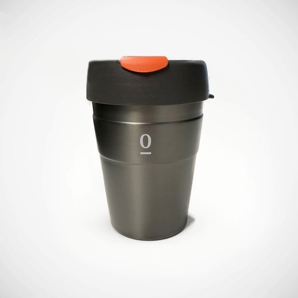 KeepCup Thermal re-usable coffee cup with custom Single O mark