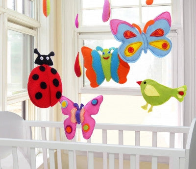 4 Simple Steps On How To Decorate A Nursery