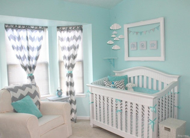 24 Must See Baby Boy Nursery Designs
