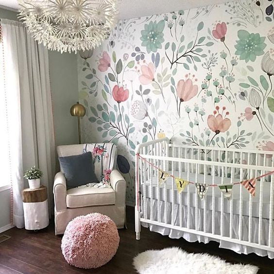 Top 3 Tips on Designing your Nursery
