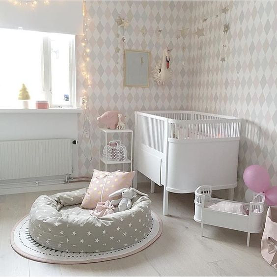 20 Must See Baby Girl Nursery Designs That You Have to See Now!