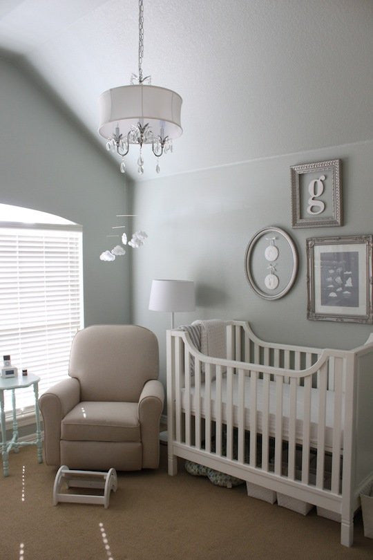 7 Awesome Ways to Design Neutral Theme Nursery