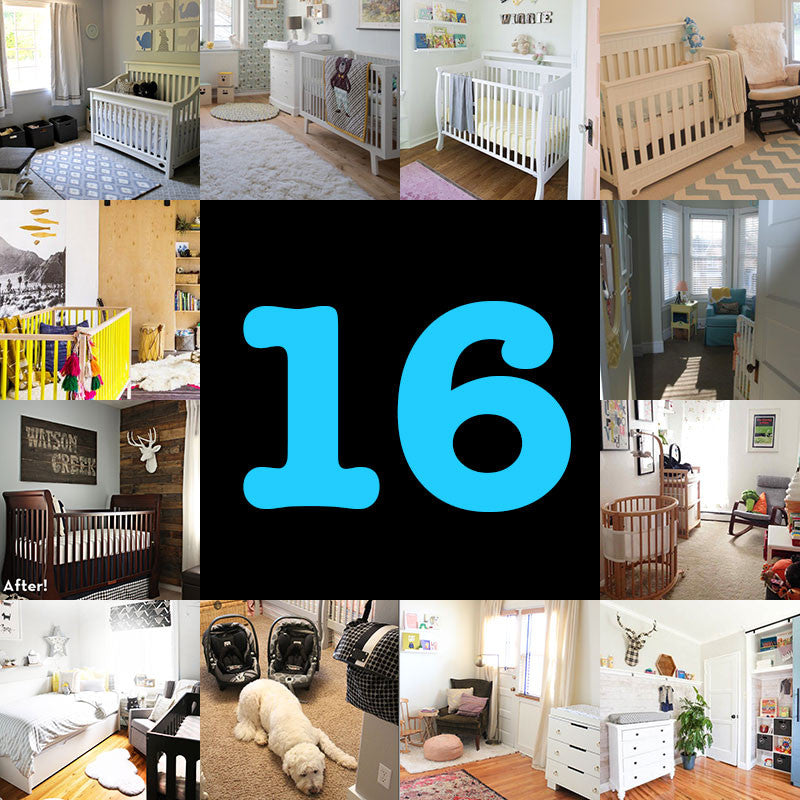 16 Awesome Nursery Makeovers To Delight And Amaze!