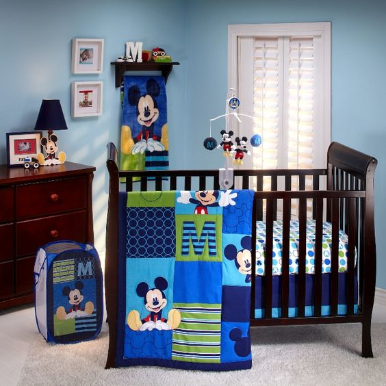 nursery design boys room 2019