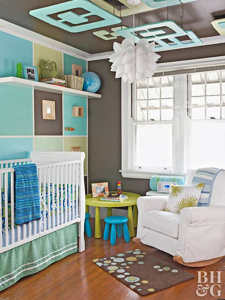 baby boys nursery design 2019