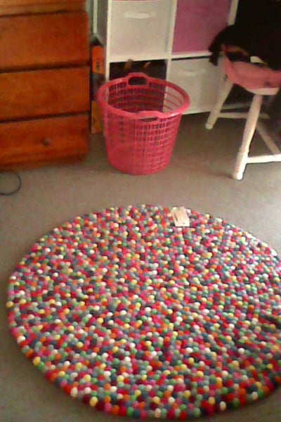 smartie nursery rug review