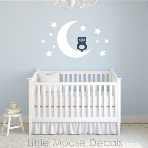 nursery wall painting