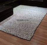 Natural Stone Rectangle Felt Ball Rug - Felt Ball Rug Australia - 1